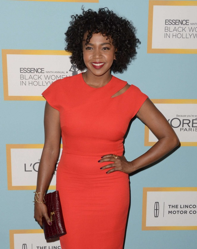 Jerrika Hinton - 2016 ESSENCE Black Women in Hollywood Awards Luncheon in Beverly Hills