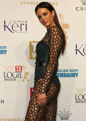 Jesinta Campbell - 58th Annual Logie Awards in Melbourne
