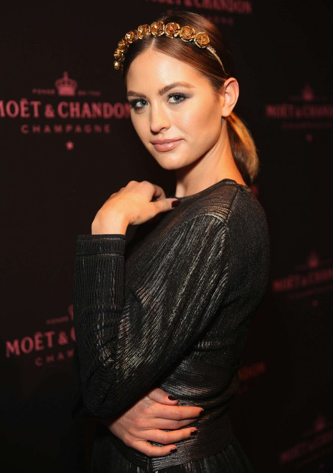 Jesinta Campbell - Moet & Chandon Grand Vintage Rose 2006 Launch in Sydney