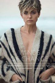 Jesinta Franklin - InStyle Australia Magazine (August 2019)