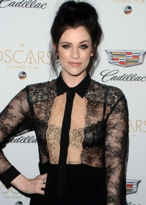 Jess De Gouw - Cadillac celebrates The 89th Annual Academy Awards in LA