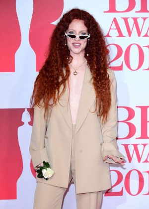 Jess Glynne - 2018 Brit Awards in London