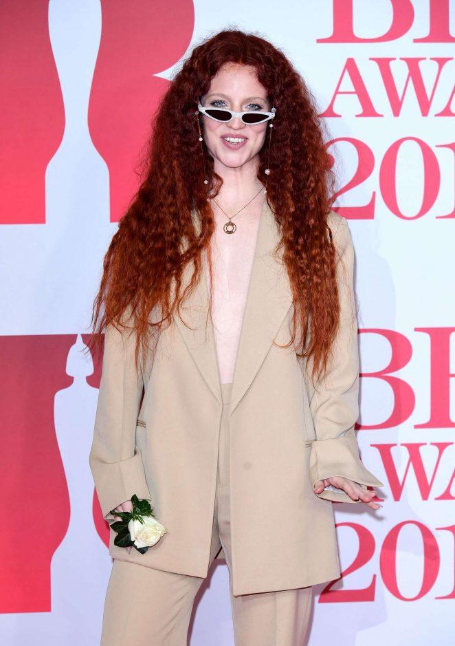 Jess Glynne - 2018 Brit Awards in London