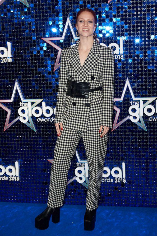 Jess Glynne - 2018 Global Awards in London