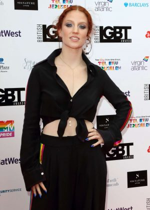 Jess Glynne - 2018 LGBT Awards in London