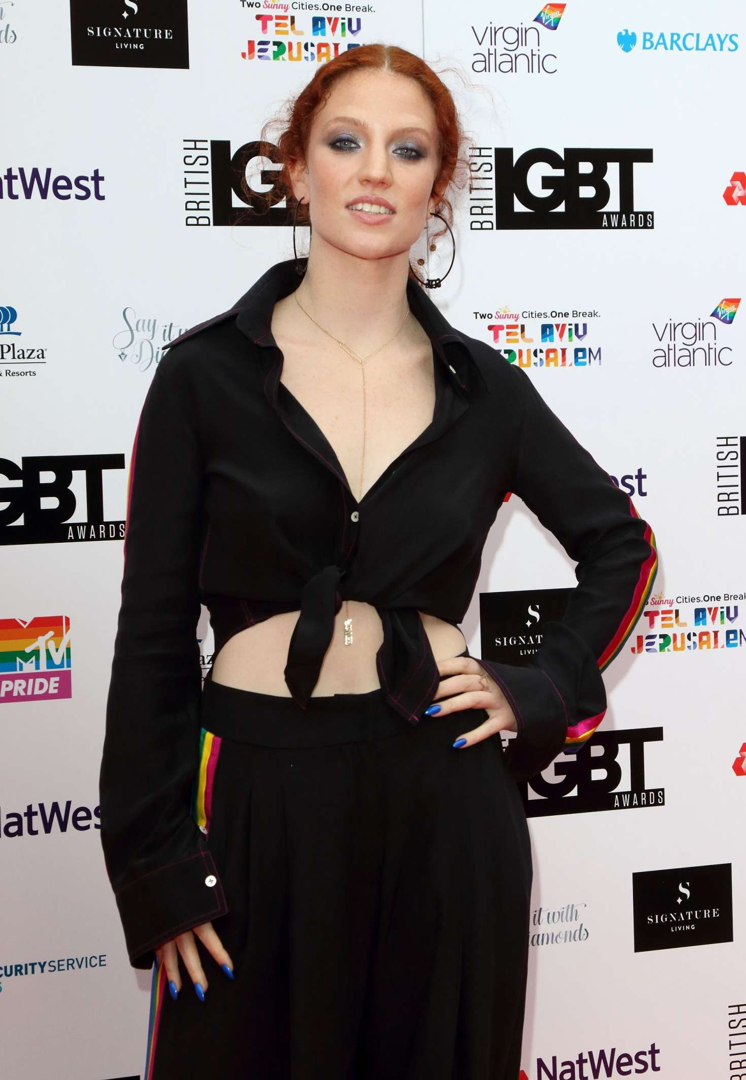 Jess Glynne - 2018 LGBT Awards in London