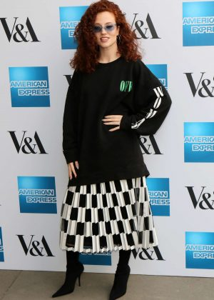 Jess Glynne - Balenciaga Shaping Fashion Preview in London