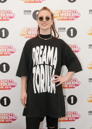 Jess Glynne - BBC Radio 1's Big Weekend in Exeter