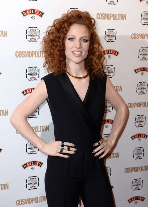 Jess Glynne - Cosmopolitan Ultimate Women Of The Year Awards 2015 in London