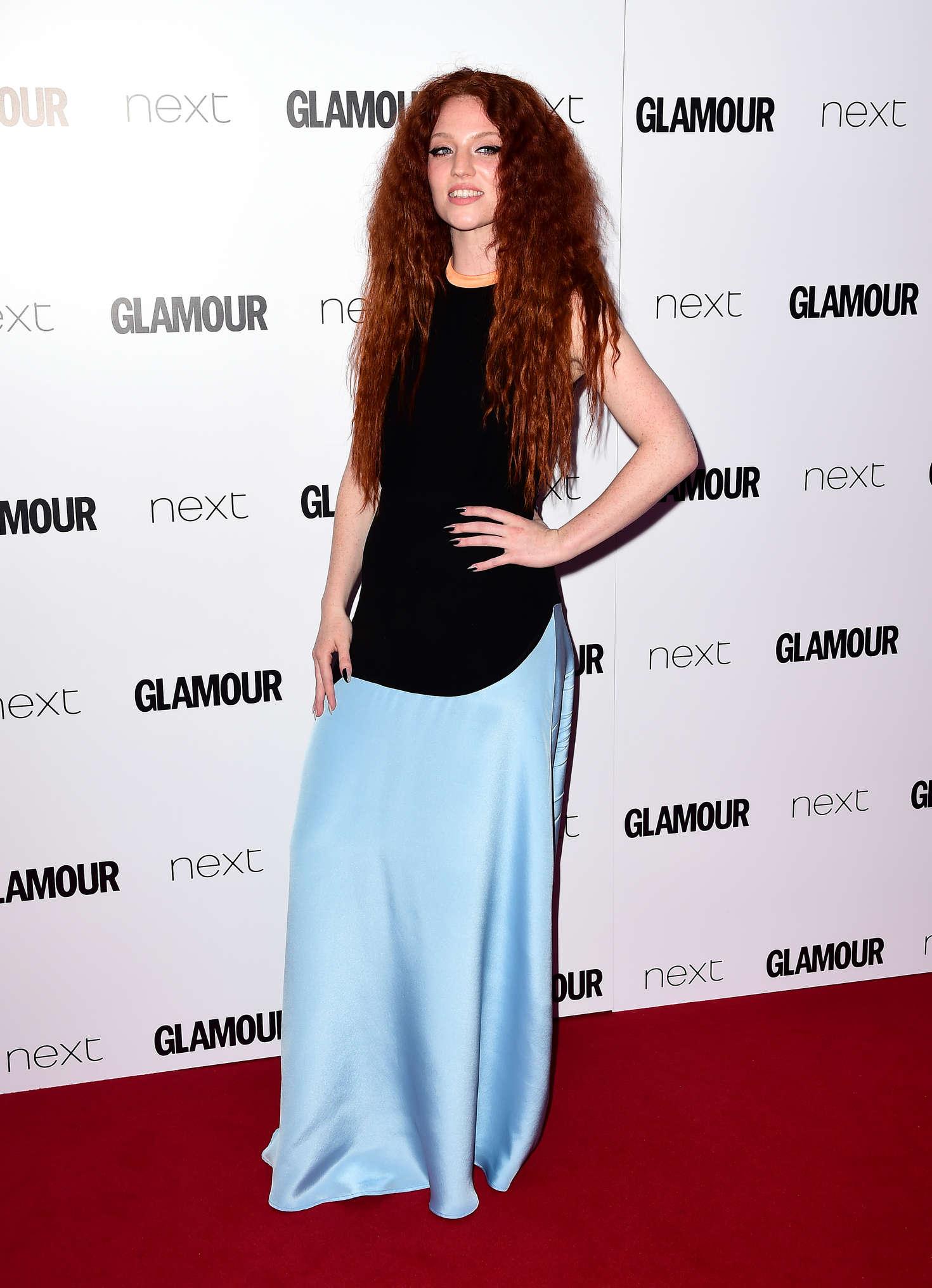 Jess Glynne - Glamour Women of the Year Awards 2016 in London