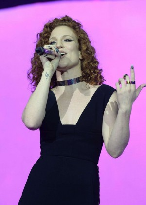 Jess Glynne - Jingle Bell Ball 2015 in London