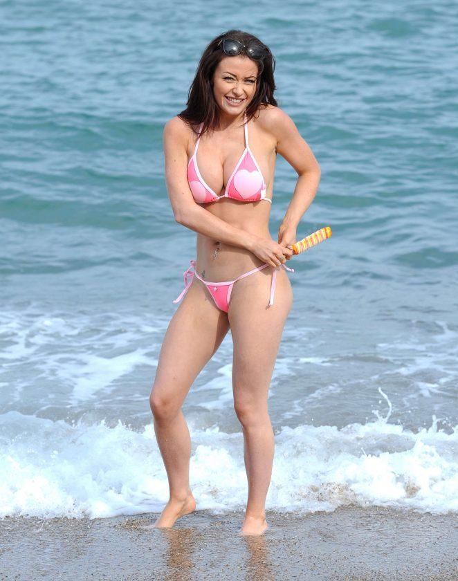 Jess Impiazzi Bikini Nude Photos 24