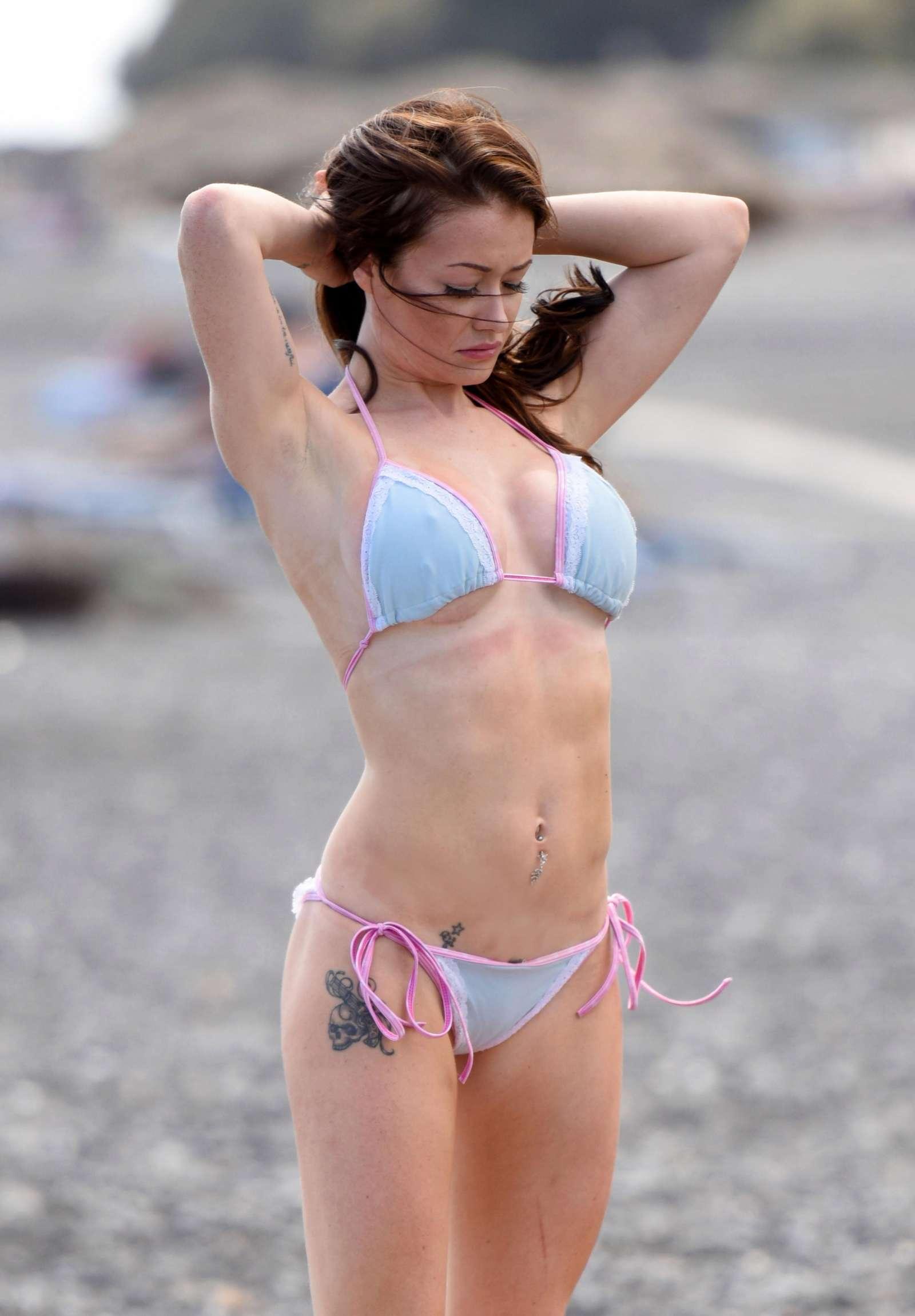 Jess Impiazzi Bikini Nude Photos 82