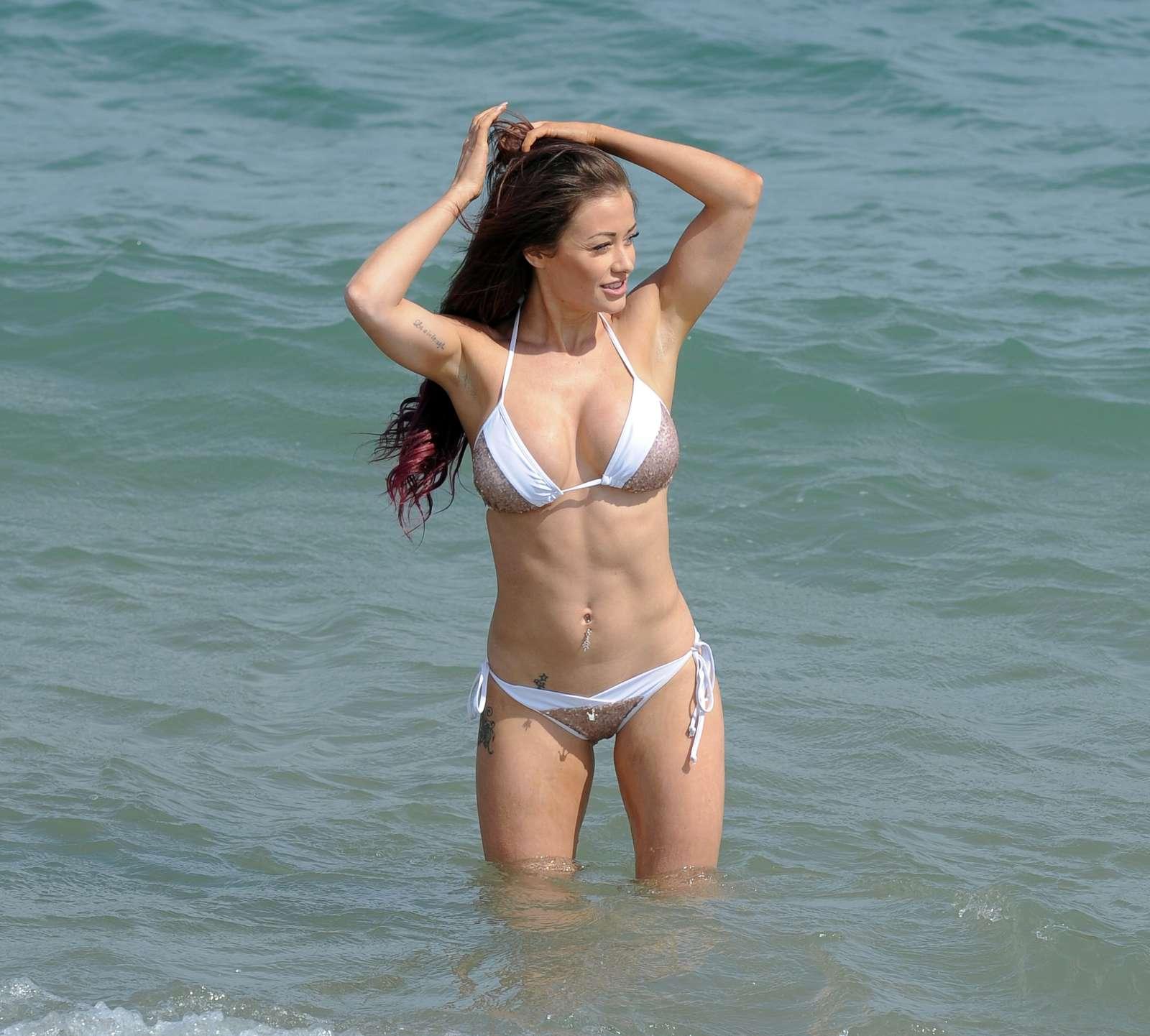 Jess Impiazzi In Bikini 2018 -30