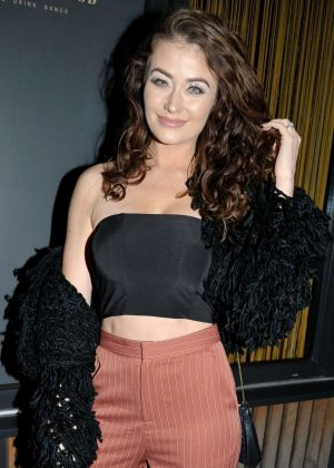 Jess Impiazzi - Night Out in Manchester