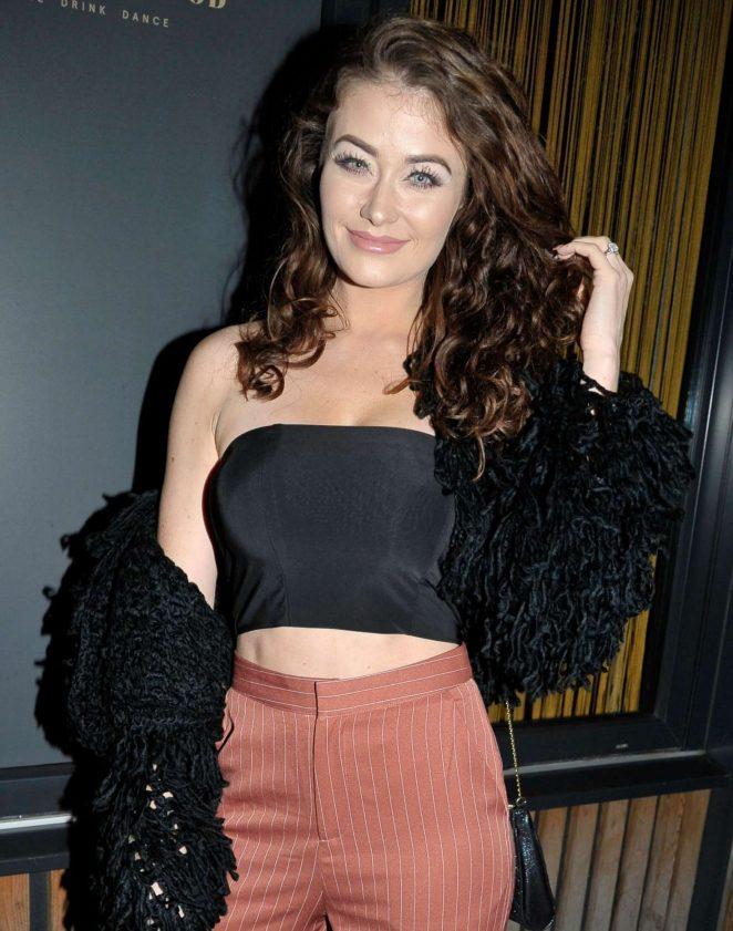 Jess Impiazzi – Night Out in Manchester