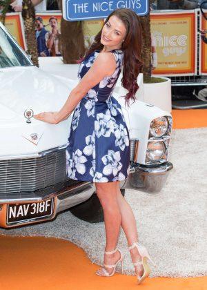 Jess Impiazzi: The Nice Guys UK Premiere -09