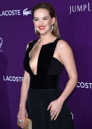 Jess Weixler - 2017 Costume Designers Guild Awards in Beverly Hills