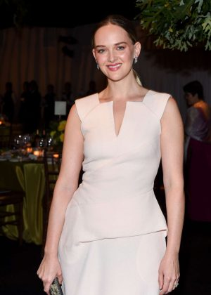 Jess Weixler - Metropolitan Opera Opening Night Gala in New York