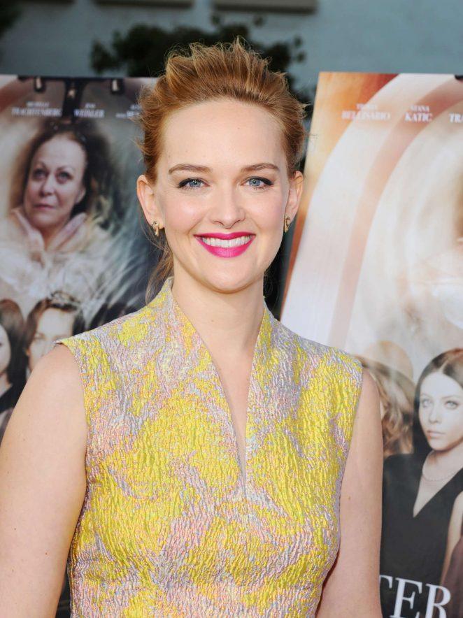 Jess Weixler - 'Sister Cities' Premiere in Los Angeles