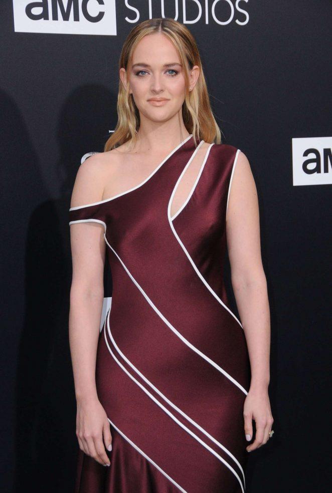 Jess Weixler - 'The Son' TV Show Premiere in Los Angeles