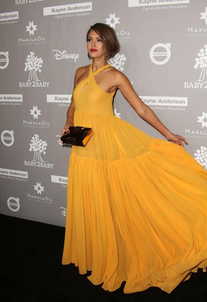 Jessica Alba - 2015 Baby2Baby Gala in Culver City