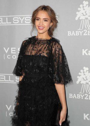 Jessica Alba - 2016 Baby2Baby Gala in Culver City
