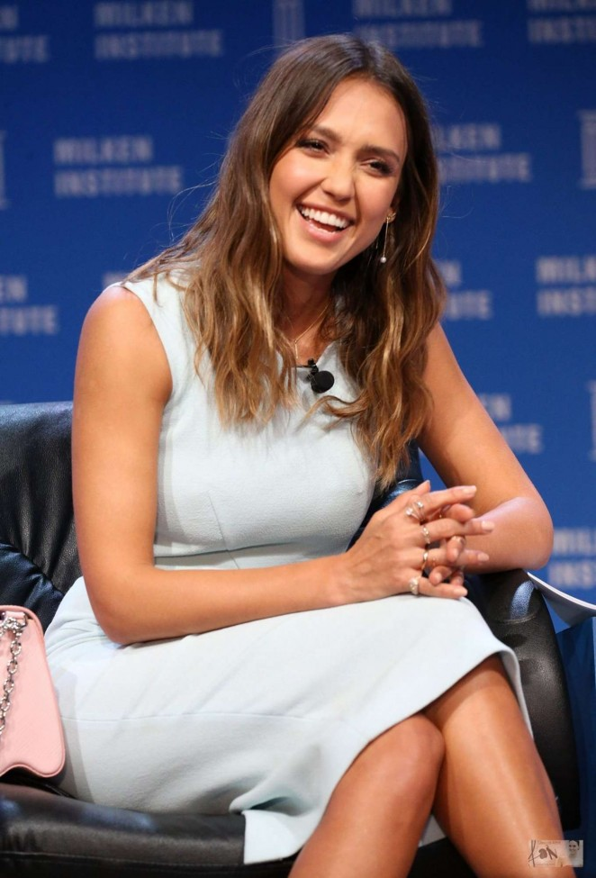 Jessica Alba - 2016 Milken Institute Global Conference in Beverly Hills