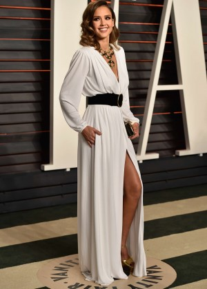 Jessica Alba - 2016 Vanity Fair Oscar Party in Beverly Hills