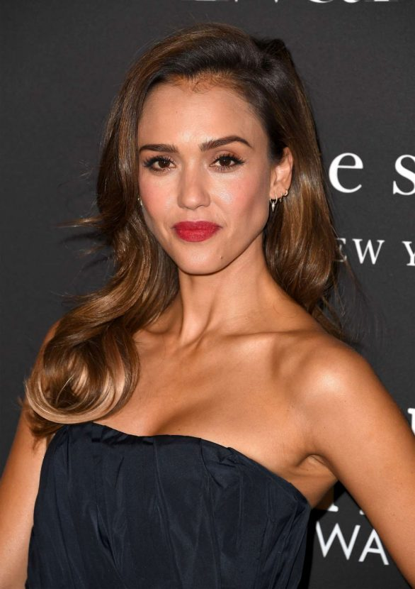 Jessica Alba - 2019 InStyle Awards in Los Angeles