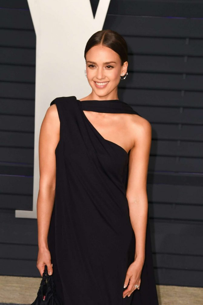 Jessica Alba - 2019 Vanity Fair Oscar Party in Beverly Hills
