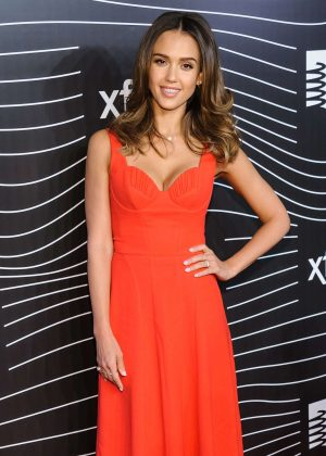Jessica Alba - 20th Annual Webby Awards in New York