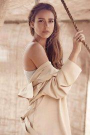 Jessica Alba - Amica Magazine (August 2019)