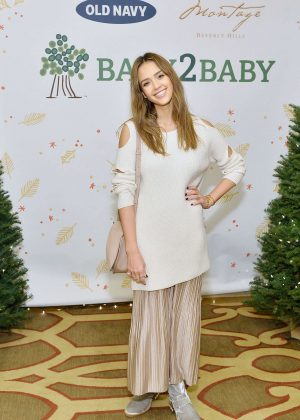 Jessica Alba - Baby2Baby Holiday Party Presented By Old Navy in Beverly Hills