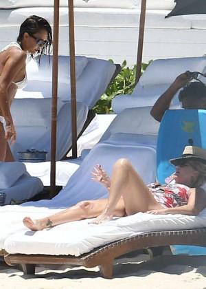 Jessica Alba: Bikini candids in Cancun-19