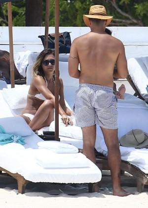 Jessica Alba: Bikini candids in Cancun-24