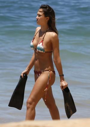 Jessica Alba: Bikini 2016-03
