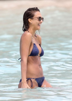 That necessary, jessica alba blue bikini