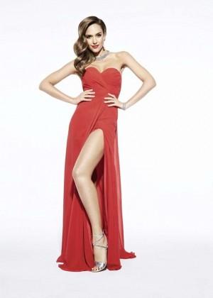 Jessica Alba - Campaign for Braun Silk-Epil 5 Epilator (August 2015)