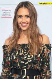 Jessica Alba - Essentials Magazine (August 2019)