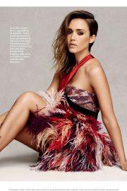 Jessica Alba - F Magazine (October 2019)
