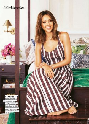 Jessica Alba - Gioia! Magazine (October 2016)