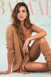 Jessica Alba - Harper's Bazaar Taiwan Magazine (September 2019)