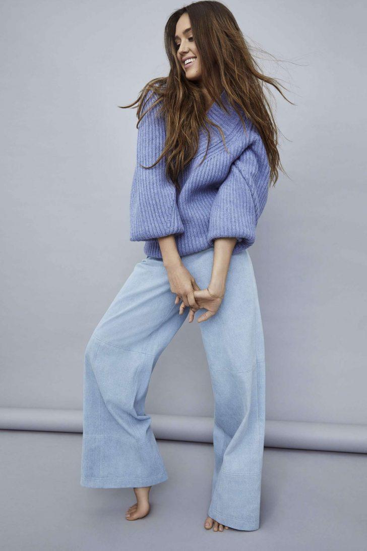 Jessica Alba 2019 : Jessica Alba: Health Magazine 2019 -01