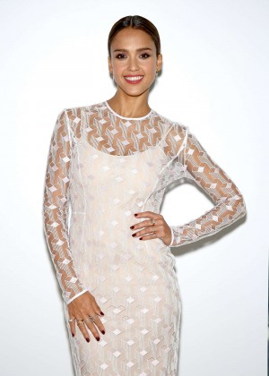 Jessica Alba - Honest Beauty Launch in New York City