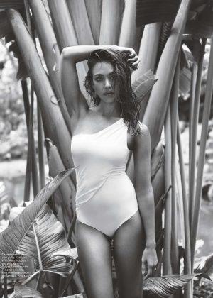 Jessica Alba - Instyle Australia Magazine (September 2016)