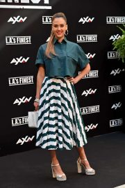 Jessica Alba - 'L.A.'s Finest' Photocall in Madrid
