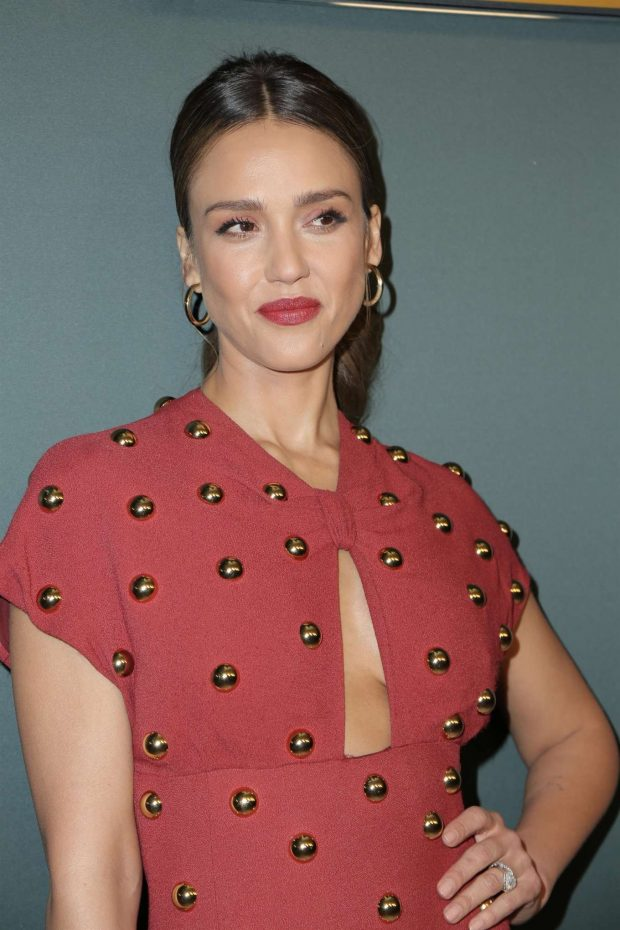 Jessica Alba - 'L.A.'s Finest' Premiere in West Hollywood