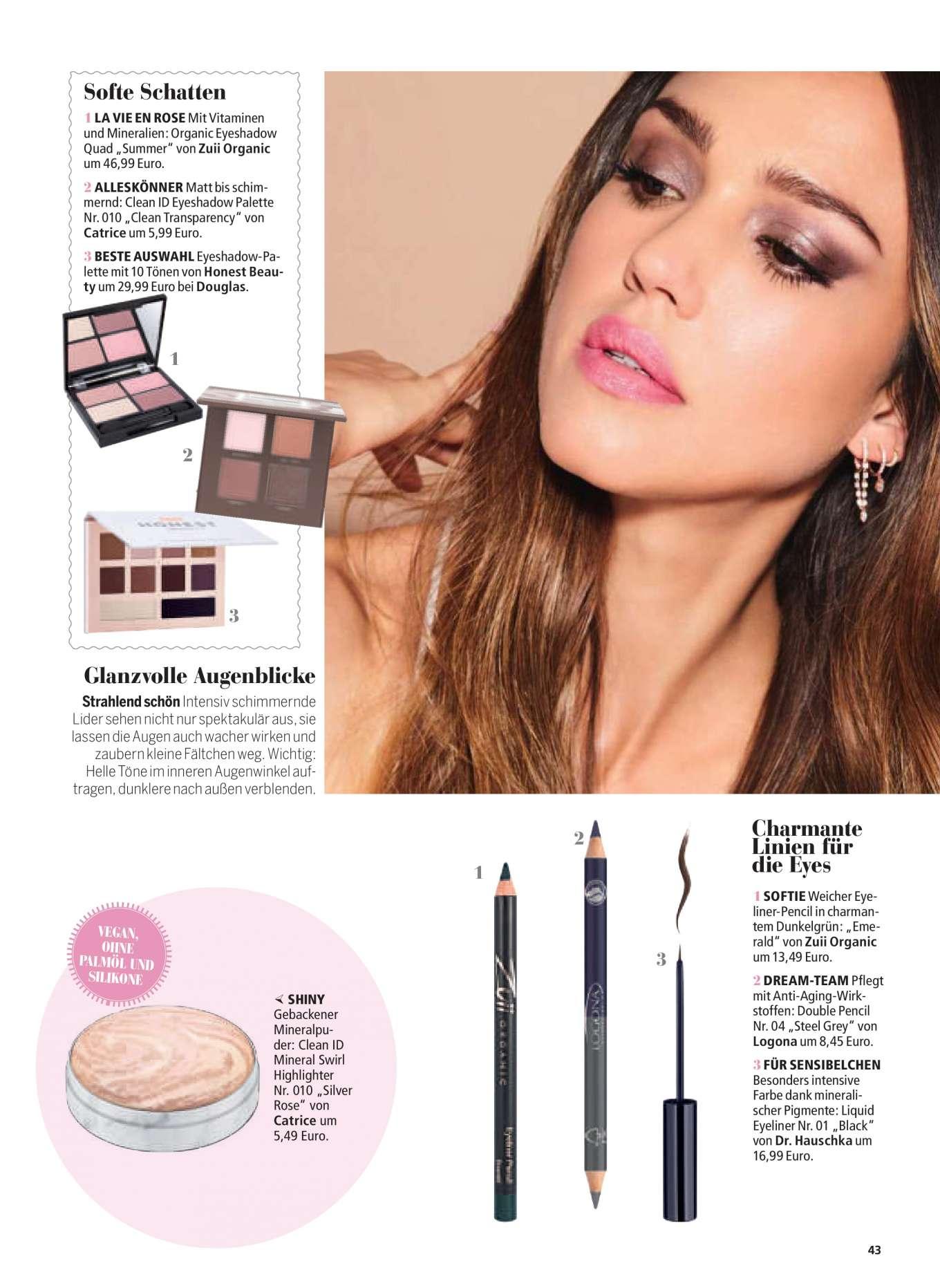 Jessica Alba 2019 : Jessica Alba – Madonna Magazine 2019-06