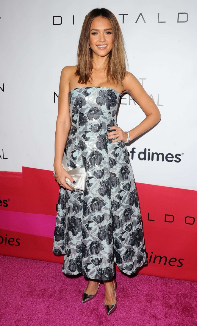 Jessica Alba: March of Dimes Celebration of Babies -06